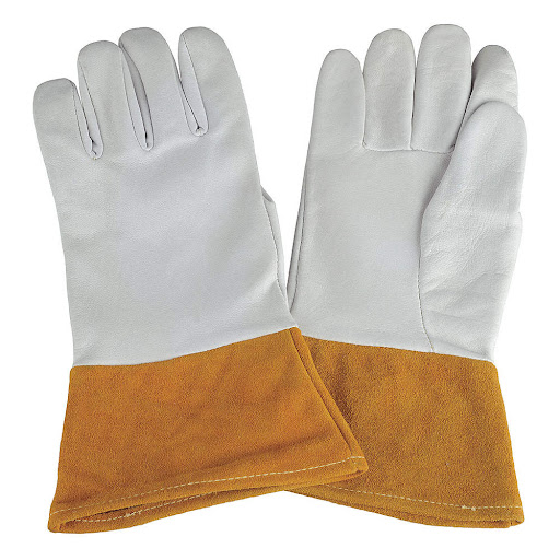 Can you have a good grip on instruments with welding gloves?