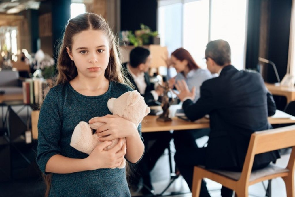 WHAT ARE THE POSSIBLE LEGAL SERVICES TO THE CHILDREN?